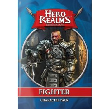 Hero Realms - Fighter Character Pack - Deckbuilding game