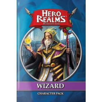 Hero Realms - Wizard Character Pack - Deckbuilding game