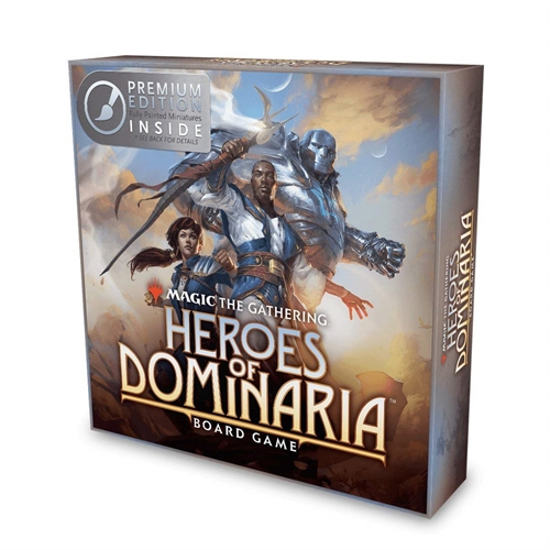 Heroes of Dominaria Premium Edition - Magic the Gathering - Brætspil
