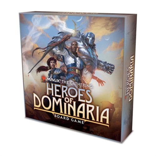 Heroes of Dominaria- Magic the Gathering - Brætspil