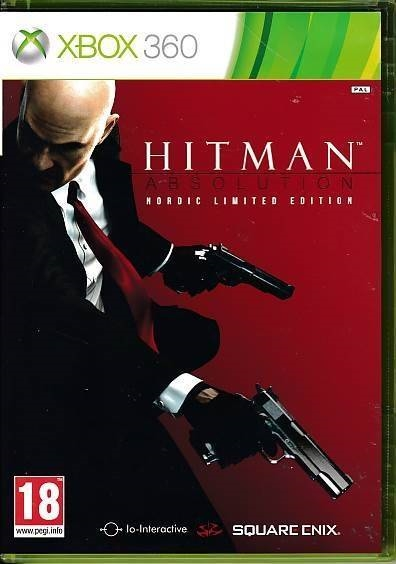 Hitman Absolution - XBOX 360 (B Grade) (Genbrug)