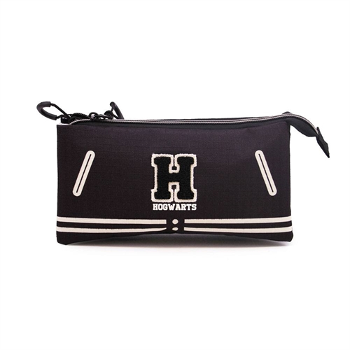 Hogwarts Black Triple - Harry Potter Penalhus