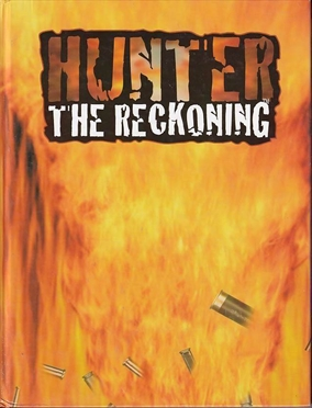 Hunter the Reckoning - Corebook (Genbrug)