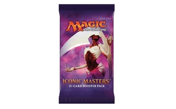 Iconic Masters 2017 - Booster Pakke - Magic the Gathering
