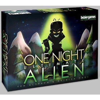 One Night Ultimate Alien - Party Game