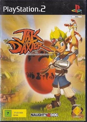 Jak and Daxter The Precursor Legacy - PS2 (Genbrug)