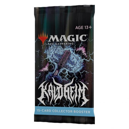 Kaldheim - Collector Booster Pakke - Magic the Gathering