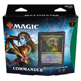 Kaldheim - Commander Deck - Elven Empire - Magic the Gathering