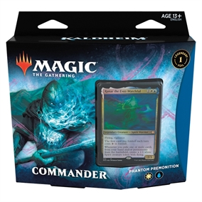Kaldheim - Commander Deck - Phantom Premonition - Magic the Gathering