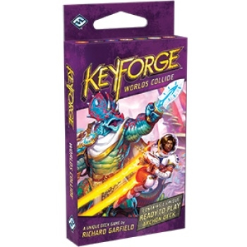 KeyForge - Worlds Collide - Deck