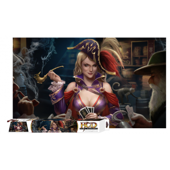 Kort tilbehør - Ace Up Her Sleeve - Play Mat
