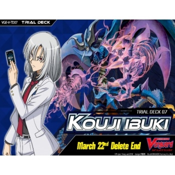 Kouji Ibuki - Trial Deck 07 - Cardfight!! Vanguard G