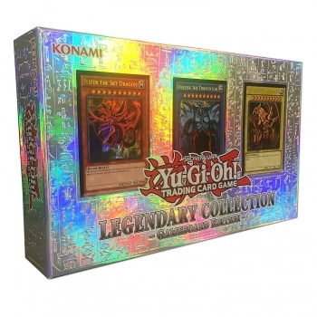 Legendary Collection - Yu-Gi-Oh kort