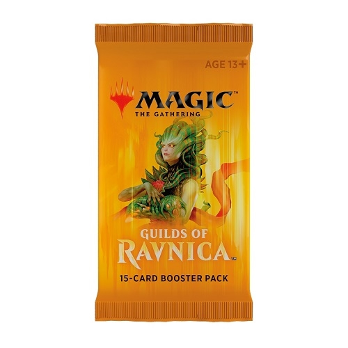 Guilds of Ravnica - Booster Pakke - Magic the Gathering
