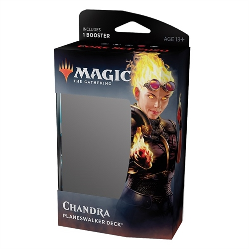 Core 2020 - Planeswalker deck Chandra - Magic the Gathering