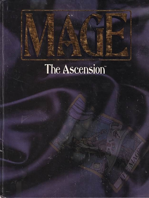 Mage The Ascension - second edition - (C Grade) (Genbrug)