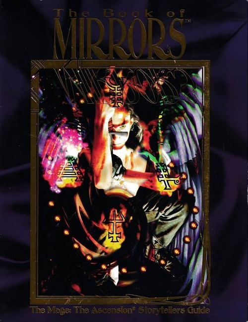 Mage the Ascension - The Book of Mirrors (B Grade) (Genbrug)