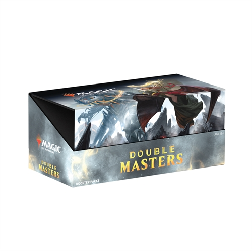 Magic The Gathering - Double Masters Draft Booster Display (24 Booster Pakker)