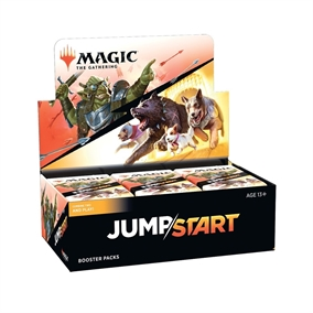 Magic The Gathering - Jumpstart Booster Box Display (24 Booster Pakker)