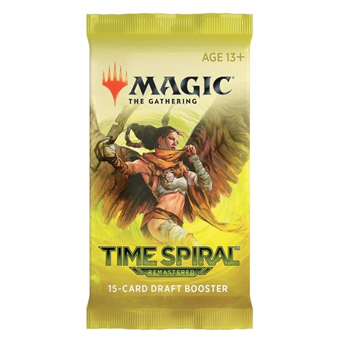 Magic The Gathering - Time Spiral Remastered - Booster Pakke