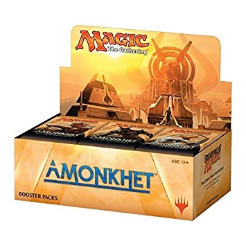 Magic kort - Amonkhet - Display (36 Booster pakker)