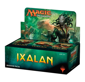 Magic the Gathering - Ixalan - Booster Display (36 Booster Pakker)