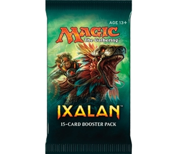 Magic the Gathering - Ixalan - Booster pakke