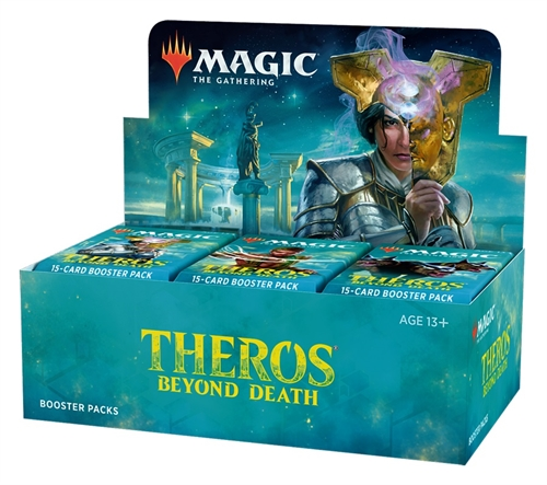 Theros Beyond Death - Booster Box Display (36 Booster Pakker) - Magic the Gathering