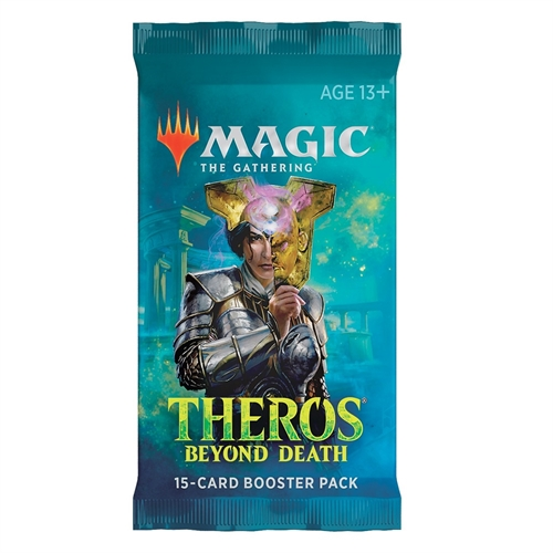 Theros Beyond Death - Booster Pakke - Magic the Gathering