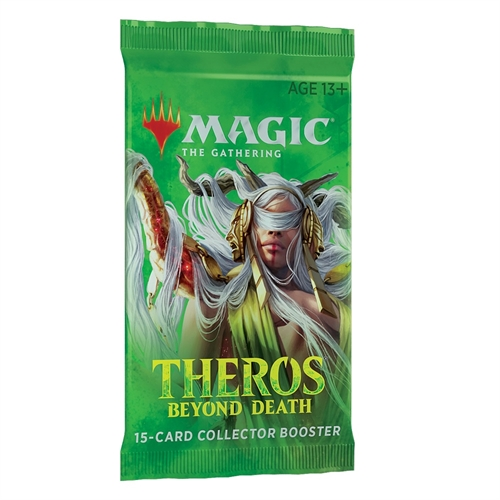 Theros Beyond Death - Collector Booster Pakke - Magic the Gathering