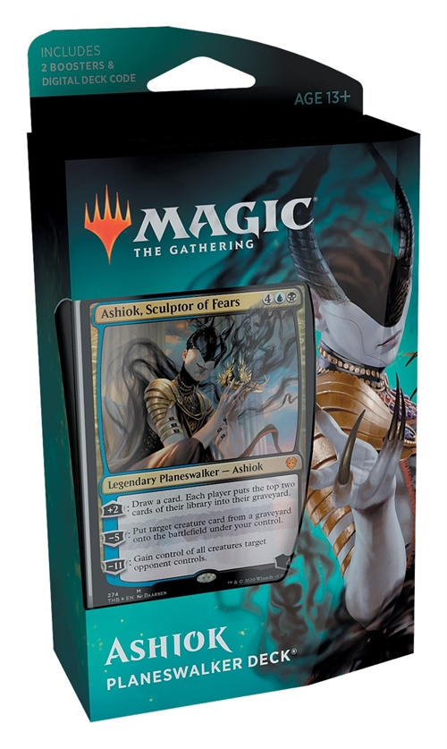 Theros Beyond Death - Planeswalker Deck Ashiok - Magic the Gathering