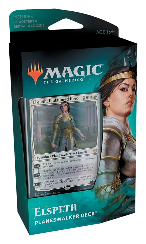 Theros Beyond Death - Planeswalker Deck Elspeth - Magic the Gathering