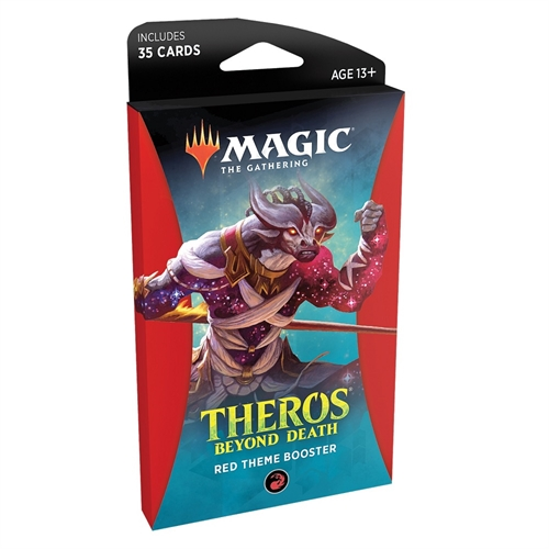 Theros Beyond Death - Theme Booster Pakke Red - Magic the Gathering