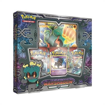 Marshadow Box - Pokemon kort
