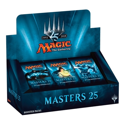 Masters 25 - Booster box display (24 Booster pakker) - Magic the Gathering