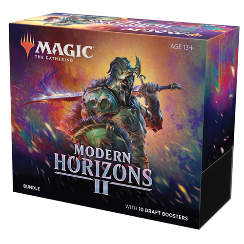 Magic the Gathering Modern Horizons 2 - Bundle