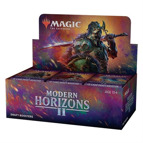 Magic the Gathering - Modern Horizons 2 - Draft Booster Box Display