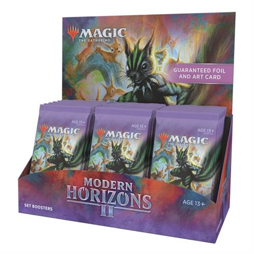 Magic the Gathering - Modern Horizons 2 - set Booster Box Display (36 Booster Pakker)