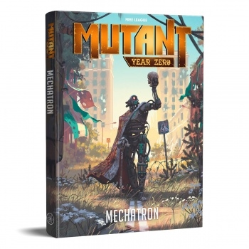 Mutant Year Zero - Mechatron