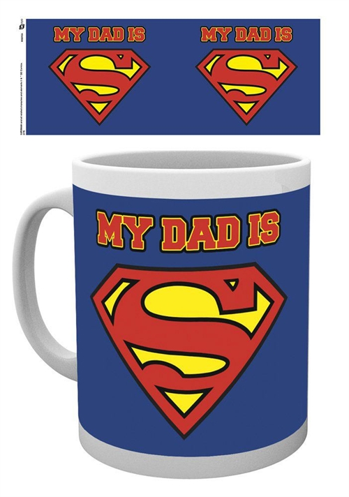 My Dad is Superman - Krus