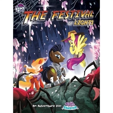 My Little Pony - Festival of Lights - Rollespil