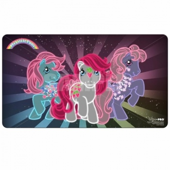 My Little Pony Retro Neon - Ultra Pro Playmat (inkl. Tube)