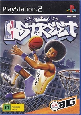 NBA Street - PS2 (Genbrug)