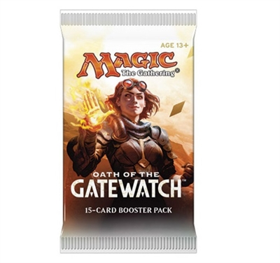 Oath of the Gatewatch - Booster Pakke - Magic the Gathering