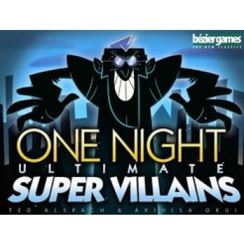 One Night Ultimate Super Villains - Party Game