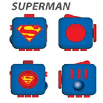 Original Fidget Cube - Superman