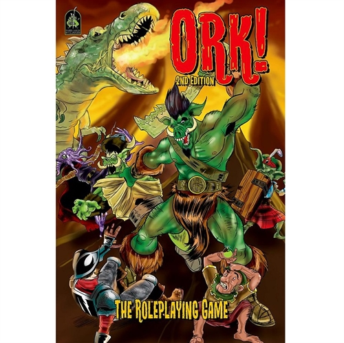 Ork - The Roleplaying Game 2nd Edition