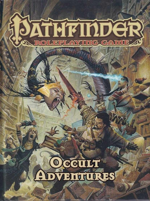 Pathfinder - Occult Adventures (B Grade) (Genbrug)
