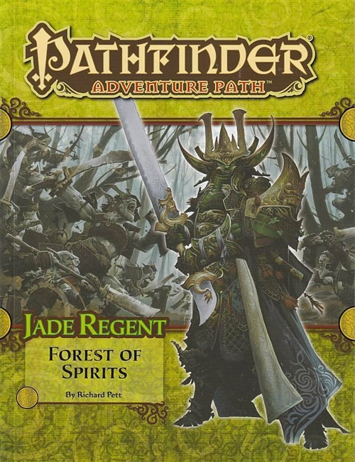 Pathfinder Adventure Path Jade Regent Forest of Spirits