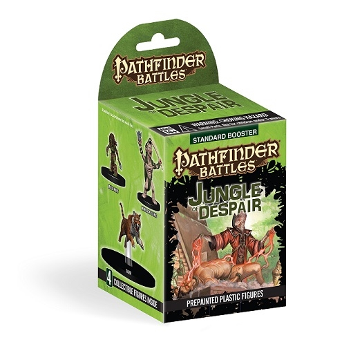 Pathfinder Battles - Jungle of Despair - Booster Brick